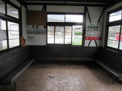 かつての信貴山急行電鉄信貴山門駅跡でございますな。