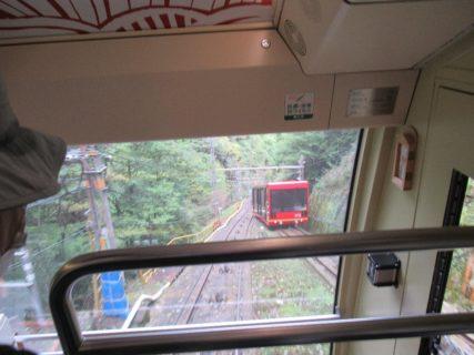 高野山ケーブルは、和歌山県伊都郡高野町にある南海電鉄のケーブルカー。
