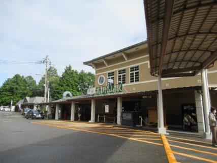 高野山駅は、和歌山県伊都郡高野町にある、南海鋼索線の駅。