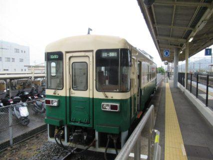 紀州鉄道は、和歌山県御坊市にある御坊駅から西御坊駅までを結ぶ鉄道。