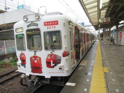 貴志川線は、和歌山駅から紀の川市の貴志駅までを結ぶ鉄道路線。
