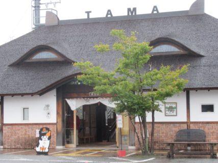 貴志駅は、和歌山県紀の川市貴志川町神戸にある、和歌山電鐵の駅。