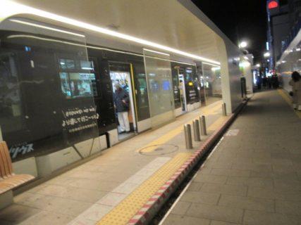 狸小路停留場は、北海道札幌市中央区にある札幌市電都心線の停留場。