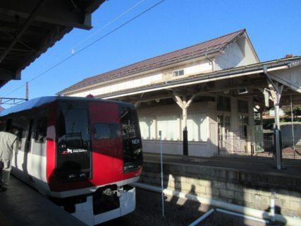 湯田中駅は、長野県下高井郡山ノ内町大字平穏にある長野電鉄の駅。