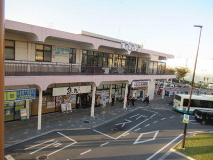 須坂駅は、長野県須坂市大字須坂にある長野電鉄の駅。