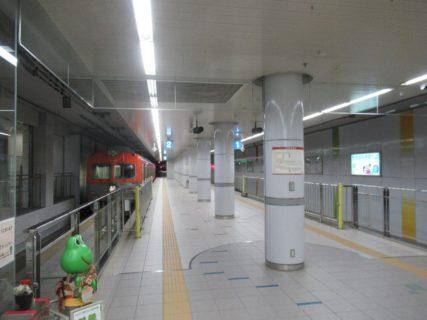 北鉄金沢駅は、石川県金沢市にある北陸鉄道浅野川線の駅。