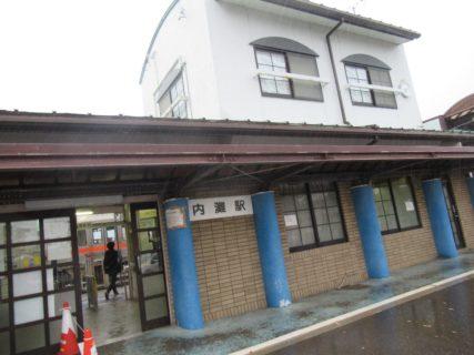 内灘駅は、石川県河北郡内灘町向粟崎にある北陸鉄道浅野川線の駅。