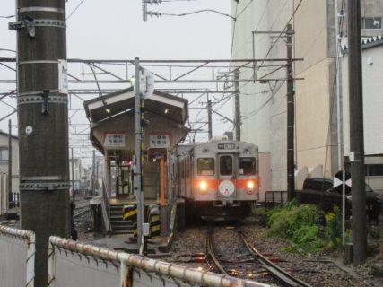 新西金沢駅は、石川県金沢市西金沢1丁目にある、北陸鉄道石川線の駅。