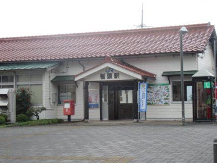 智頭駅は、鳥取県八頭郡智頭町にあるJR西日本・智頭急行の駅。