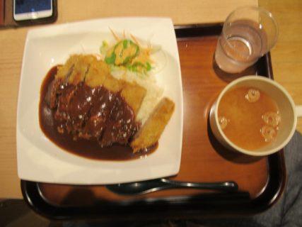 加古川市の郷土料理・ご当地グルメ、加古川かつめし。