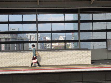 姫路駅の新幹線ホームと言えば。