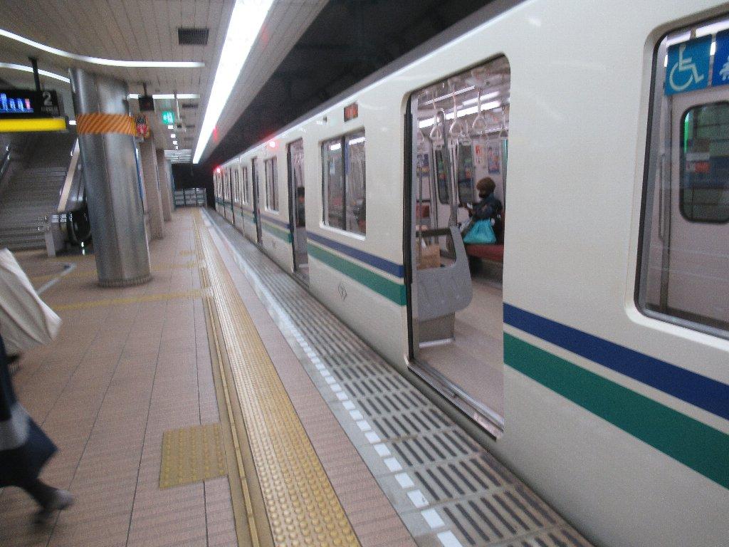 三宮・花時計前駅は、神戸市中央区にある神戸市営地下鉄海岸線の駅。