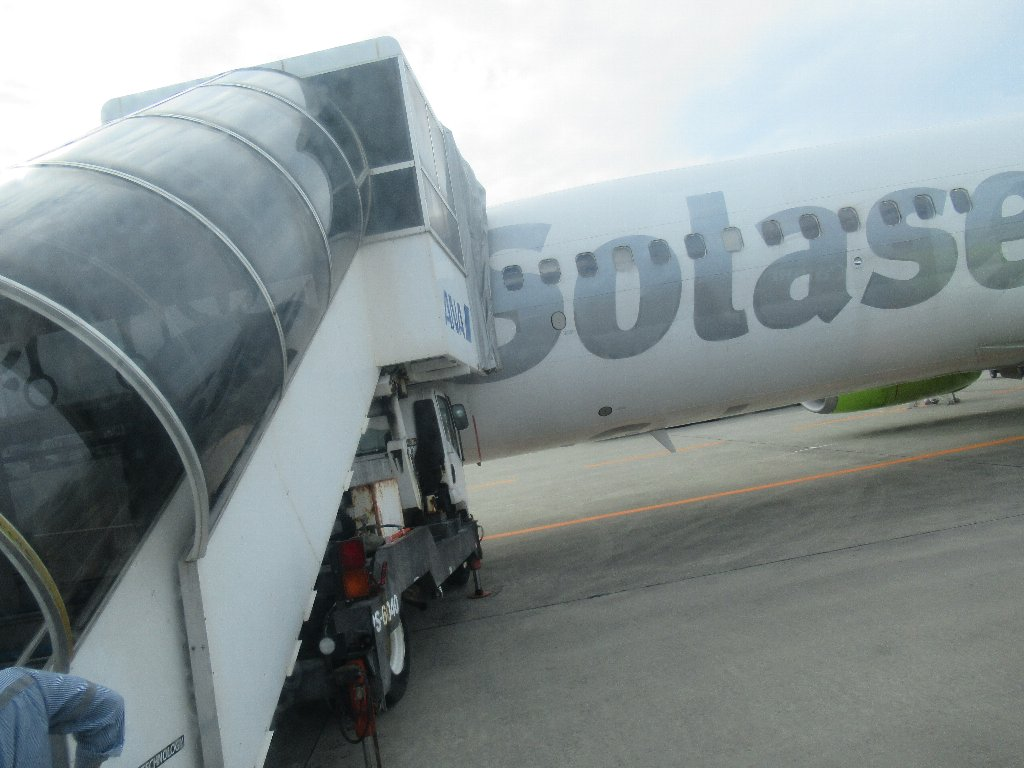 神戸空港で「やらかし」発覚、助けていただいたハナシです。
