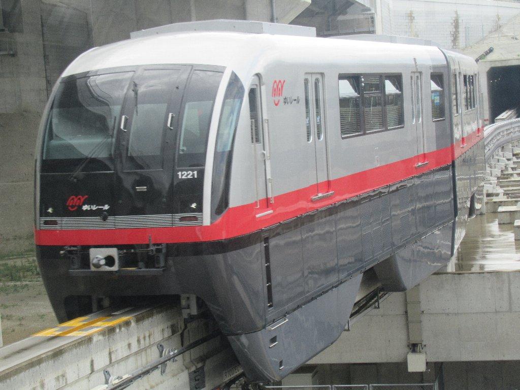 てだこ浦西駅は、沖縄県浦添市前田三丁目にある、沖縄都市モノレール線の駅。