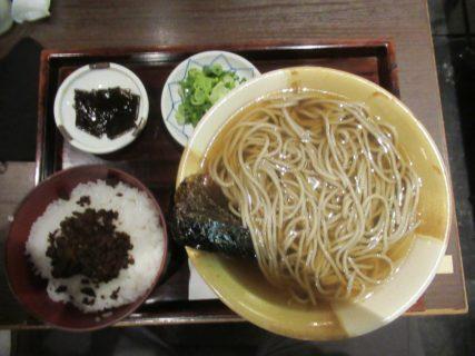 今回も京都駅新幹線コンコース内の松葉さんですわ。