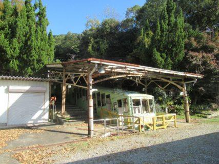 旧屋島ケーブル屋島登山口駅跡、もはや残骸化しておりました。