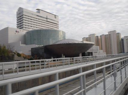 六甲ライナー、正式名称は神戸新交通六甲アイランド線。