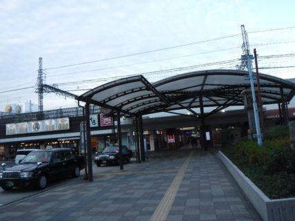 阪神尼崎駅の南出口って初めてだったんすよ。