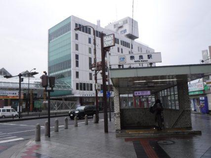 近鉄奈良駅、実に久方ぶりでございました。