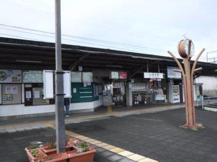 近鉄御所駅は、奈良県御所市末広町にある、近鉄御所線の駅。