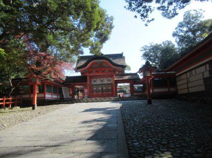 宇佐神宮は、大分県宇佐市にある神社。