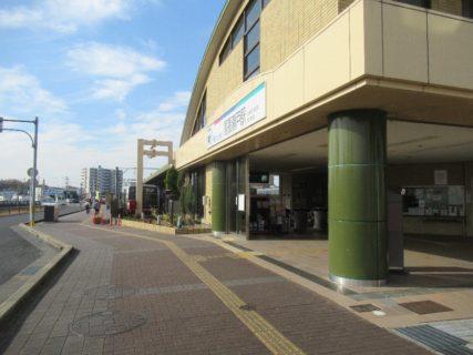 尾張瀬戸駅は、愛知県瀬戸市山脇町にある名鉄瀬戸線の駅。