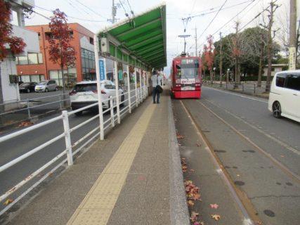 運動公園前停留場は、愛知県豊橋市にある豊橋鉄道東田支線の停留場。