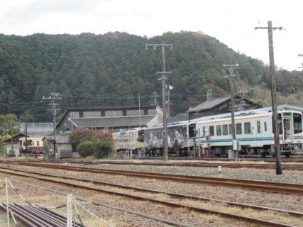 天竜二俣駅は、静岡県浜松市天竜区二俣町阿蔵にある天竜浜名湖鉄道の駅。