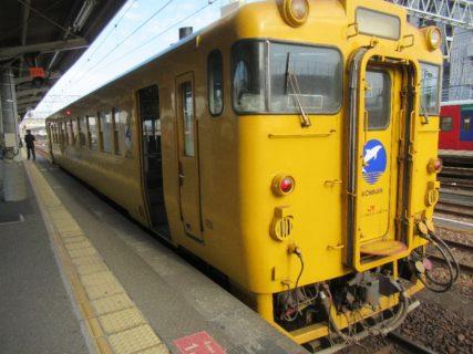 青島駅から南宮崎行列車、乗り換えを経て宮崎駅へと。