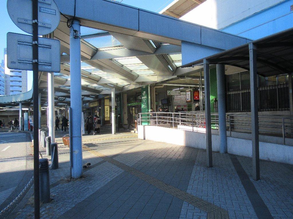 北朝霞駅は、埼玉県朝霞市浜崎一丁目にある、JR東日本の駅。