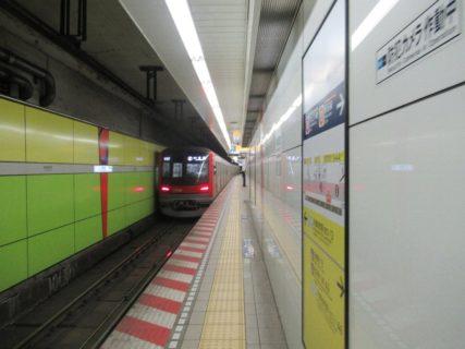 仲御徒町駅は、東京都台東区上野五丁目にある東京メトロの駅。
