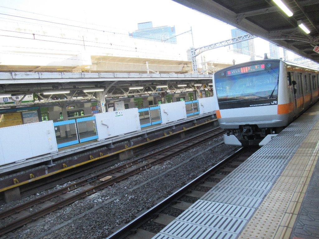 神田駅は、東京都千代田区にある、JR東日本・東京メトロの駅。