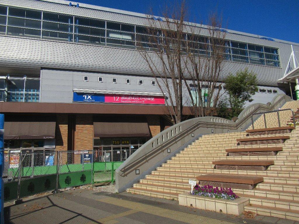 流山おおたかの森駅は、流山市にある、つくばエクスプレス・東武鉄道の駅。