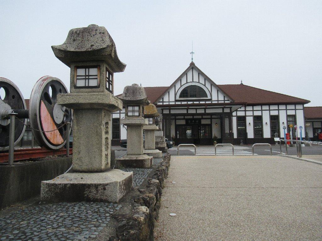 琴平駅は、香川県仲多度郡琴平町榎井にある、JR四国土讃線の駅。