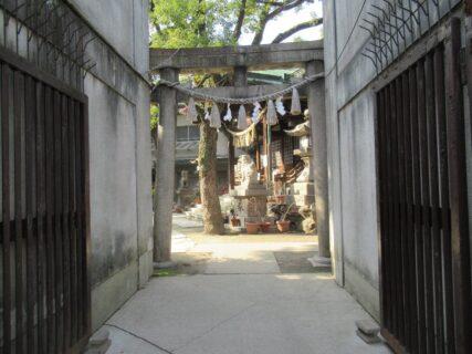 福島天満宮は、大阪市福島区福島2丁目にある神社。