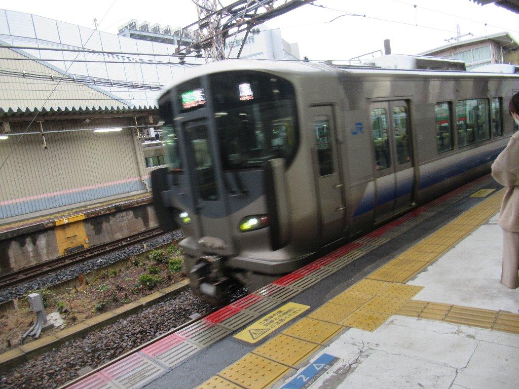 鳳駅は、大阪府堺市西区鳳東町一丁にある、JR西日本阪和線の駅。