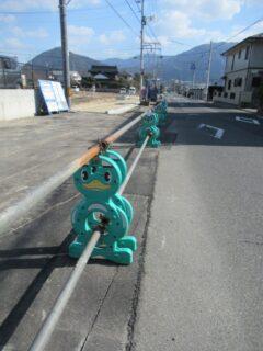 あき亀山駅の、かっぱ串w