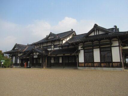 大社駅は、島根県出雲市にあったJR西日本大社線の駅(廃駅)。