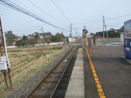 美談駅は、島根県出雲市美談町に位置する一畑電車北松江線の駅。