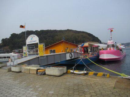 マリンパル呼子は、佐賀県唐津市呼子町の呼子港にある。