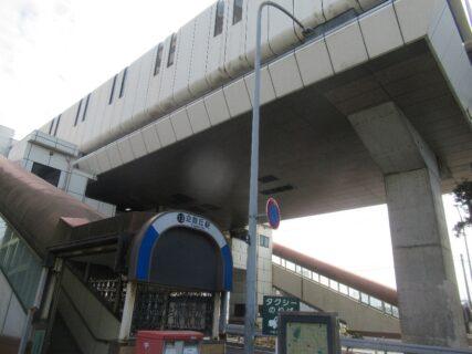 企救丘駅は、北九州市小倉南区企救丘二丁目にある、北九州モノレールの駅。