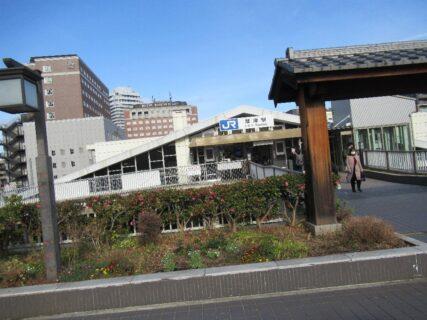 草津駅は、滋賀県草津市渋川一丁目にある、JR西日本の駅。