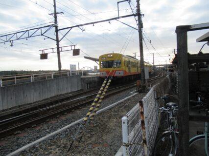 保々駅は、三重県四日市市小牧町にある、三岐鉄道三岐線の駅。