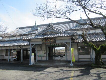 養老駅は、岐阜県養老郡養老町鷲巣白石道にある、養老鉄道の駅。