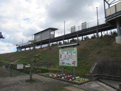 備中呉妹駅は、岡山県倉敷市真備町尾崎井野にある井原鉄道井原線の駅。