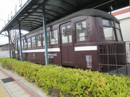 西大寺鉄道は、かつて岡山市と西大寺市を結んでいた鉄道路線。