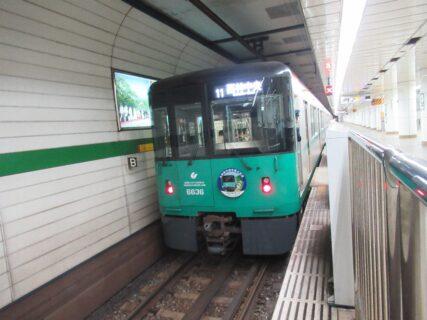 神戸市営地下鉄6000形電車は、2018年から導入された電車。
