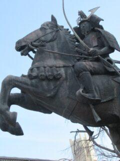 川西市は、清和源氏発祥の地だそうで。