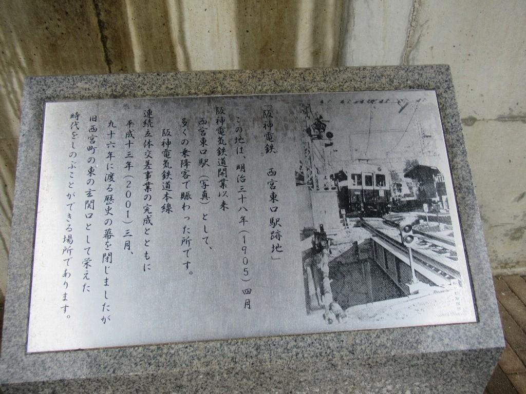 西宮東口駅は、兵庫県西宮市にかつて存在した阪神電鉄の駅(廃駅)。
