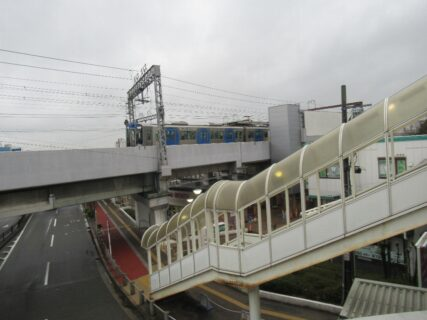大物駅は、兵庫県尼崎市大物町二丁目にある、阪神電気鉄道の駅。